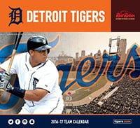 Calendar - Detroit Tigers - 4-26-2016