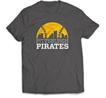 Pittsburgh Pirates T Shirt 4-15-2016