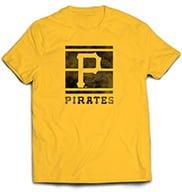 Pittsburgh Pirates T Shirt 6-3-2016