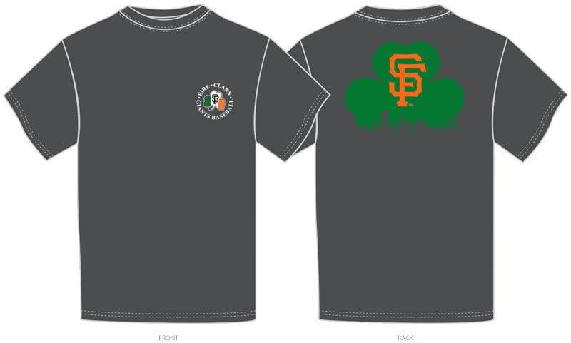San Francisco Giants San Francisco Irish Shirt 4-23-2016