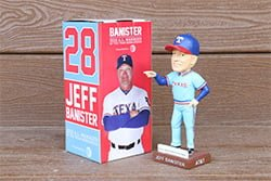 Texas Rangers Manager of the Year Bobblehead 4-19-2016