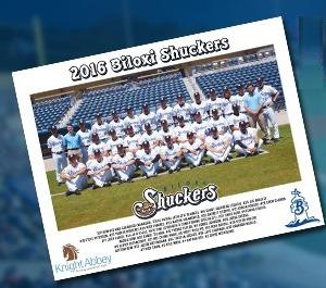 team photo - biloxi shuckers - 4-29-2016