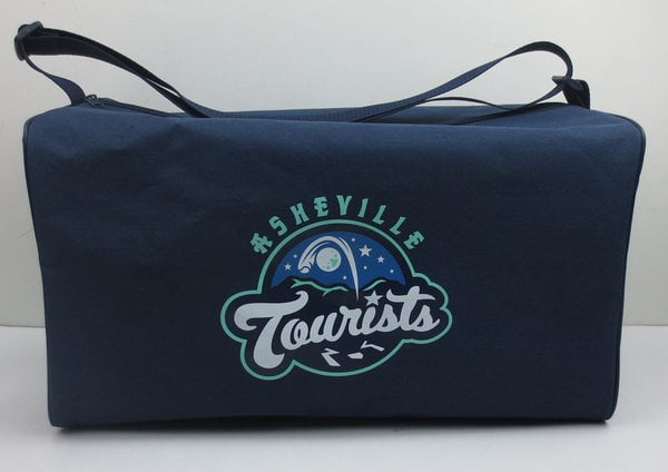 Asheville Tourists Duffle Bag 5-20-2-16