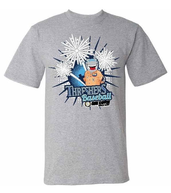 Clearwater Threshers - T-Shirt 5-20-2016