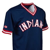 Cleveland Indians 1976 Jersey 7-4-2016