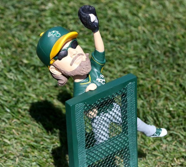 Oakland Athletics Josh Reddick Bobblehead 5-28-2016 2
