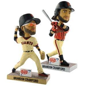 San Francisco Giants Brandon Crawford Bobblehead 5-7-2016