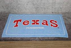 Texas Rangers Beach Towel 5-28-2016