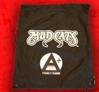drawstring bag - carolina mudcats - 5-14-2016