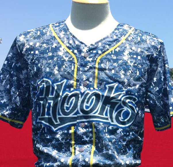 replica us navy jersey - corpus christi hooks - 5-14-2016