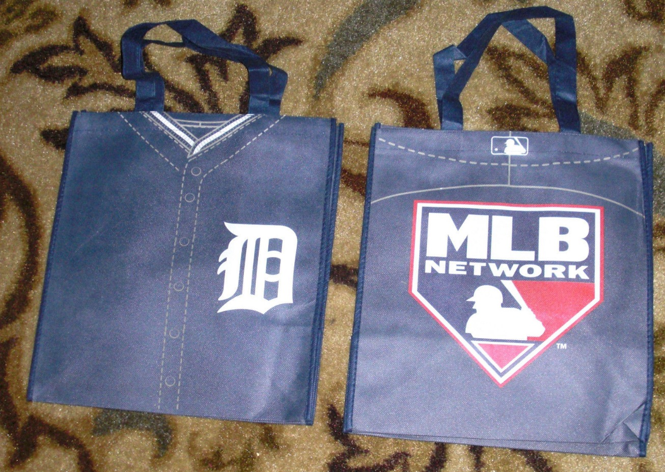 tote bag - detroit tigers - 5-6-2016