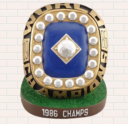 1986 champion ring desktop display - brooklyn cyclones - 6-26-2016