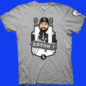 Chicago White Sox Eaton T Shirt 6-30-2016