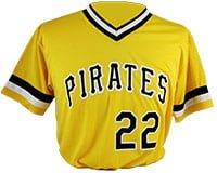 Pittsburgh Pirates Kids Andrew McCutchen New Replica Alternate Jersey 6-26-2016