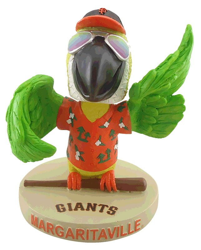 San Francisco Giants Parrot Bobblehead 8-27-2016
