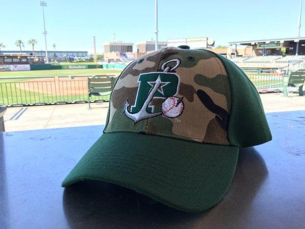 Stockton Ports Hat 6-2-2016