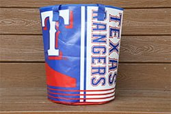 Texas Rangers Reusable Bag 6-7-2016