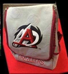 cooler bag - arkansas travelers - 6-4-2016