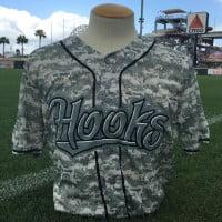 replica army jersey - corpus christie hooks - 6-11-2016