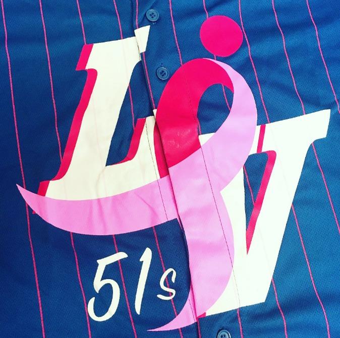 replica jersey - las vegas 51s - 6-25-2016