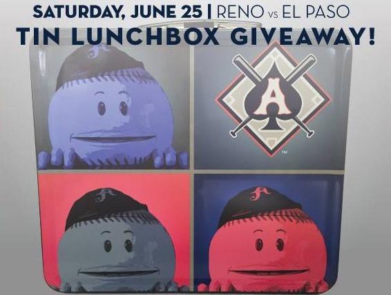 tin lunchbox - reno aces - 6-25-2016