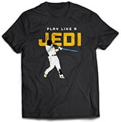Pittsburgh Pirates Star Wars T Shirt 7-27-2016