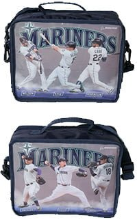 Seattle Mariners Lunch Bag 7-17-2016