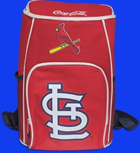83a038050ad2 St Louis Cardinals Cooler Backpack 7-3-2016