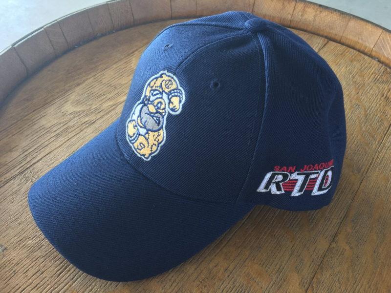 Stockton Ports Hat 9-1-2016