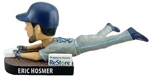 eric hosmer bobblehead - wilmington blue rocks - 7-17-2016