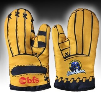 oven mitt - west virginia black bears - 7-15-2016