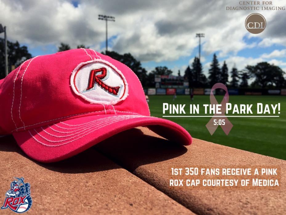 pink cap - st cloud rox - 7-17-2016