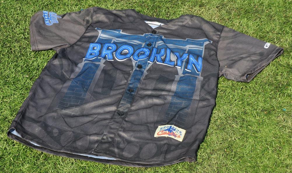 replica jersey - brooklyn cyclones - 7-14-2016