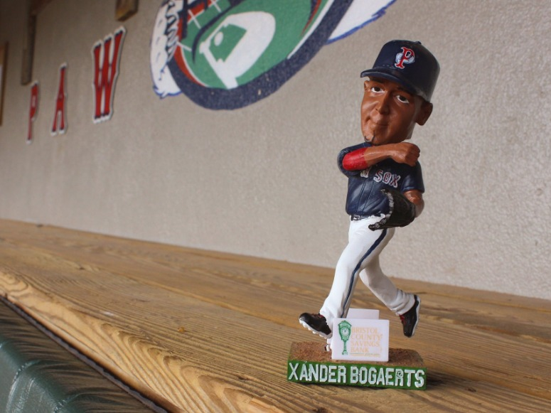 Pawtucket Red Sox 2016 Promotional Stadium Giveaways