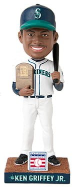 Seattle Mariners Ken Griffey Jr Hall of Fame Bobblehead 8-5-2016