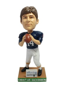 christian hackenberg bobblehead - state college spikes - 8-13-2016
