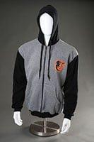 Baltimore Orioles  Hooded Sweatshirt 9-24-2016