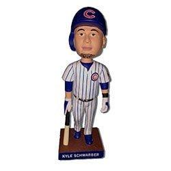 Chicago Cubs Kyle Schwarber HR bobblehead 9-16-2016