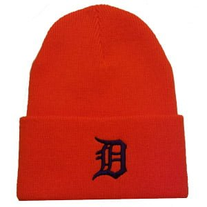 Detroit Tigers Carhartt Watch Hat 9-23-2016