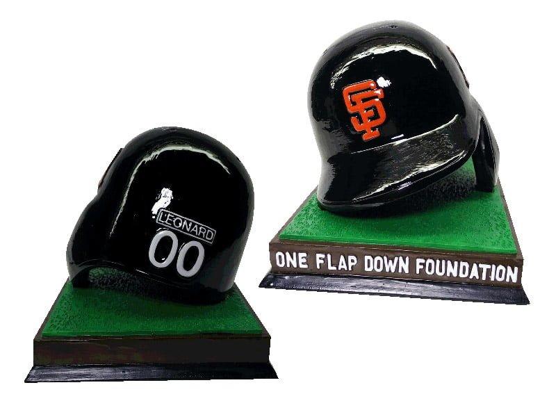 san-francisco-giants-jeffrey-leonard-helmet-9-16-2016