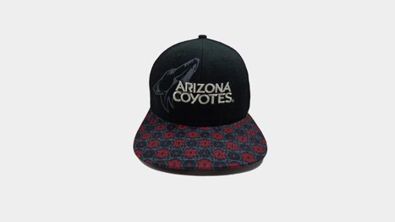 premium selection 700f8 cd57f March 16, 2017 Arizona Coyotes - Kachina Tribal Hat ...
