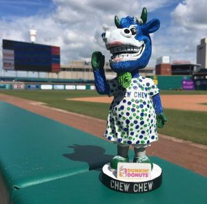Hartford Yard Goats 2017 Promotional Stadium Giveaways