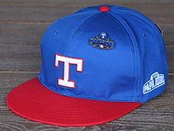 texas rangers throwback hat