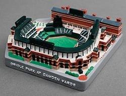 2017 Camden Yards 25th Anniversary Stadium Figure