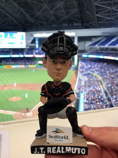 Miami marlins giveaways
