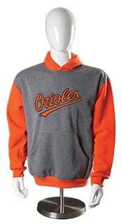 September 23 2017 Baltimore Orioles Hooded Sweatshirt