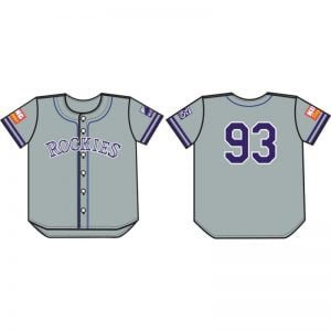 new arrivals 1f20d e34d3 June 23, 2018 Colorado Rockies - 25th Anniversary Throwback ...