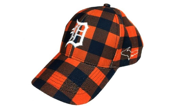 July 28, 2018 Detroit Tigers - Yooper Night Hat - Stadium Giveaway