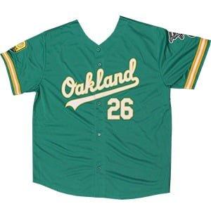 premium selection f240e 0662d April 20, 2018 Oakland Athletics - Matt Chapman Replica ...