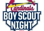 St Louis Cardinals Boy Scout Patch 4-24-2018